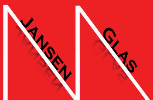 logo glaszetter hilversum jansen glas